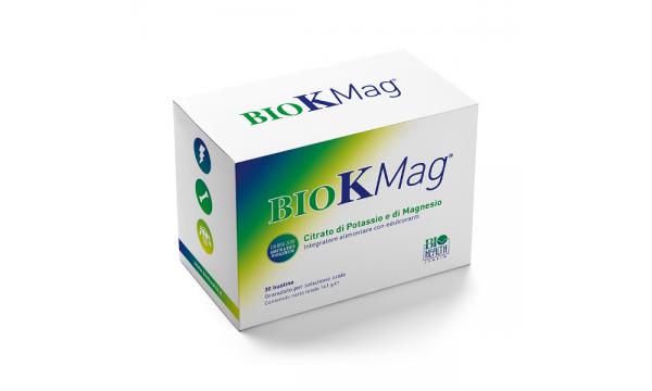Bio KMag 30 paketėlių (pažeista kartoninė dėžutė)