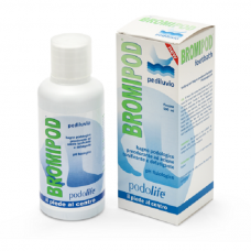 Bromipod tirpalas pėdų vonelei  500 ml