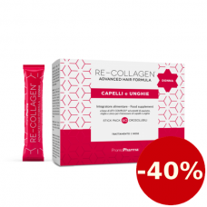 Re-Collagen Advanced Hair Formula moterims