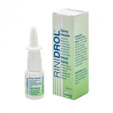 Rinidrol nosies purškalas