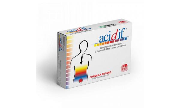 Acidif 30 tablečių